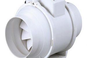 Quạt nối ống âm trần cấp khí tươi có đặc điểm như thế nào?