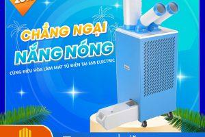 Điều hòa tủ điện